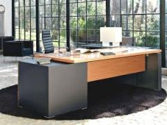 Two Drawer Office Desk
