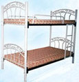 Metal Bed Two Storey