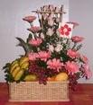 Flower Bouquet of Fruits