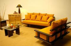 Japanesque Living Room Furniture