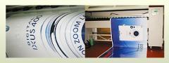 Vinyl Banners Installed