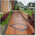 Bomanite Stamped Concrete System