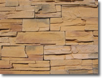 Flat Ridgestone Cladding Stone