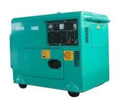 Mitsubishi Portable Diesel Generator