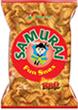 Samurai Chips and Curls