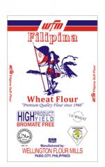Filipina Soft Wheat Flour