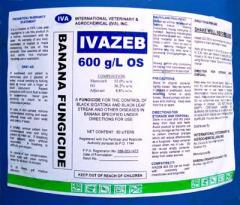 Ivazeb 600 OS fungicide