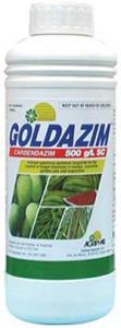 Goldazim 500 SC fungicide