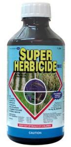 Super Herbicide