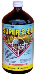Super 2,4-D Amine Herbicide