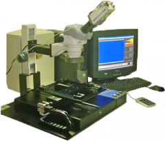 Upgraded Microscope with XY Table