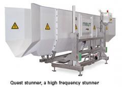 Stunner machine