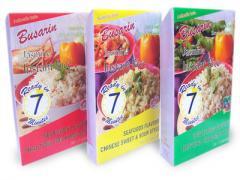 Busarin Jasmine Instant Rice