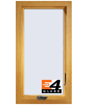 A-Series Casement Windows