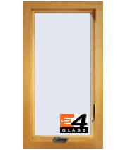 A-Series Casement Windows