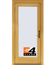 400 Series Frenchwood® Hinged Patio Doors -
