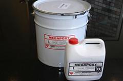 Megapoxy L epoxy system