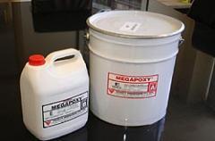 Megapoxy E epoxy system