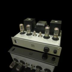 Minima 6L6GC amplifiers