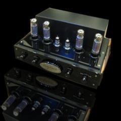 Overture EL34 amplifiers