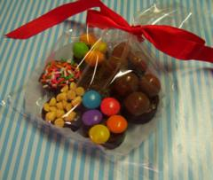 Brownie Topping Sampler kit