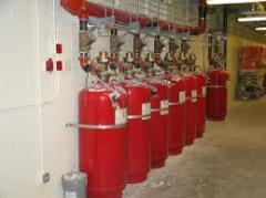 FM-200® Fire Suppression System