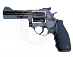 Rexio 357 Blue 4 inch Adj. sight revolver