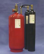 FM-200 Fire Suppression System- Kidde ADS System