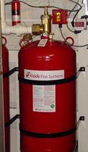 FM-200 Fire Suppression System- Kidde ECS Series