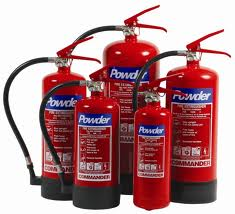 Extra ABC Multipurpose Dry Chemical Extinguisher