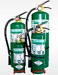 HCFC-123 Extinguishers