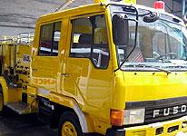 Mitsubishi Fuso Fighter Double Cab Morita Fire