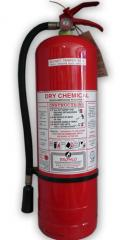 Bronco Dry Chemical Fire Extinguishers