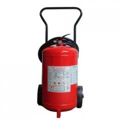 Wheeler Type Dry Chemical Fire Extinguishers