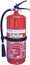 ABC Dry Powder Type 10 lbs extinguisher