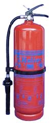 AFFF (Aqueous Film Forming Foam) extinguisher