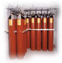 Argonite Fire Suppression Systems