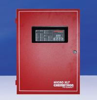 Suppression-Fire Alarm Control Panel