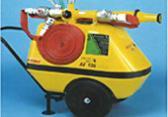 Combat AF120 MK2 mobile foam unit