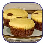 Black Bottoms cupcakes