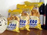 Egg Cracklets Cookies