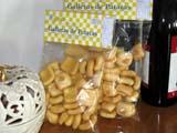 Galletas De Patatas (Bite Size) Cookies