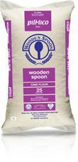 Wooden Spoon Cake Flour