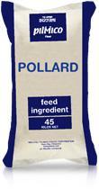 Pollard wheat bran
