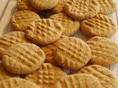 Camias Twirl Cookies