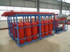 Engineered Fire Suppression System