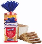 Classic White Bread Thick Slice 600g