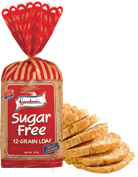 Sugar Free 12-Grain Loaf 260g
