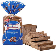 Chocolate Chip Loaf 400g