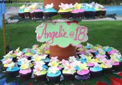 Angelie's debut cake